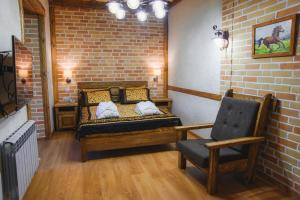 Orbita Boutique Hotel, Hotels  Shymkent - big - 33