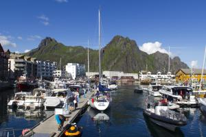 Lofoten Suitehotel, Hotels  Svolvær - big - 56