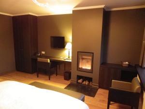 Hotel Boskapelhoeve, Hotels  Buggenhout - big - 14