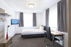 Hotel New In, Hotels  Ingolstadt - big - 9