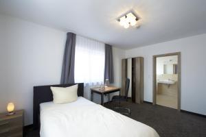 Hotel New In, Hotels  Ingolstadt - big - 11