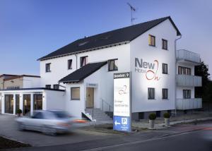 Hotel New In, Hotels  Ingolstadt - big - 1