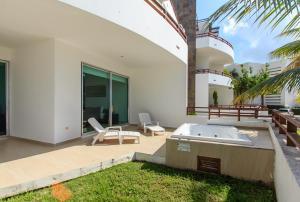 Casa del Mar by Moskito, Apartmány  Playa del Carmen - big - 50
