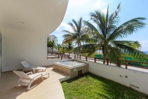 Casa del Mar by Moskito, Apartmány  Playa del Carmen - big - 49