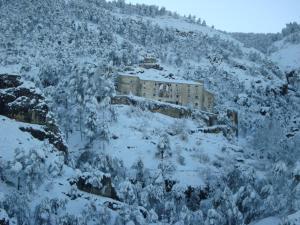 Casas Rurales Mariola y Assut, Vidiecke domy  Agres - big - 9