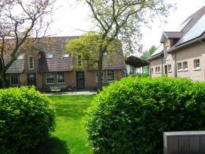 Hotel Boskapelhoeve, Hotels  Buggenhout - big - 42