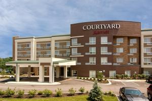 Courtyard by Marriott Bridgeport Clarksburg