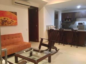 Morros Vitri Suites Frente al Mar, Apartmány  Cartagena de Indias - big - 6