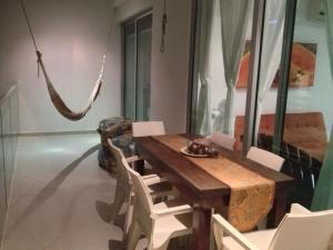 Morros Vitri Suites Frente al Mar, Apartmány  Cartagena de Indias - big - 5