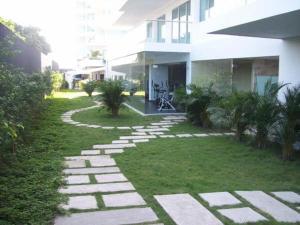 Morros Vitri Suites Frente al Mar, Apartmány  Cartagena de Indias - big - 78