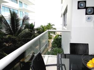Morros Vitri Suites Frente al Mar, Apartmány  Cartagena de Indias - big - 12