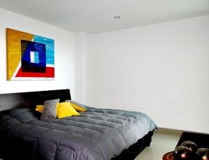 Morros Vitri Suites Frente al Mar, Apartmány  Cartagena de Indias - big - 9