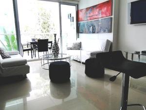 Morros Vitri Suites Frente al Mar, Apartmány  Cartagena de Indias - big - 8