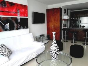 Morros Vitri Suites Frente al Mar, Apartmány  Cartagena de Indias - big - 2