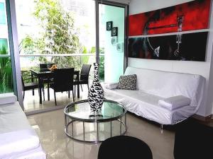 Morros Vitri Suites Frente al Mar, Apartmány  Cartagena de Indias - big - 3