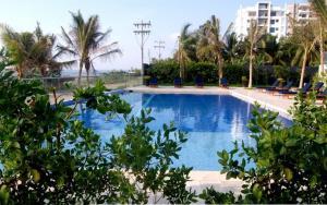 Morros Vitri Suites Frente al Mar, Apartmány  Cartagena de Indias - big - 16