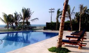 Morros Vitri Suites Frente al Mar, Apartmány  Cartagena de Indias - big - 17