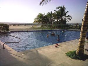 Morros Vitri Suites Frente al Mar, Apartmány  Cartagena de Indias - big - 70