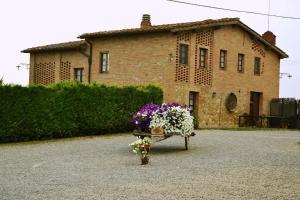 Casa Di Campagna In Toscana, Vidiecke domy  Sovicille - big - 118