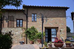 Casa Di Campagna In Toscana, Vidiecke domy  Sovicille - big - 121