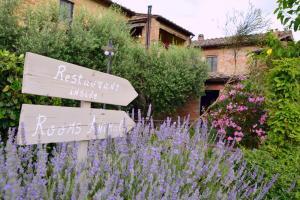 Casa Di Campagna In Toscana, Vidiecke domy  Sovicille - big - 107