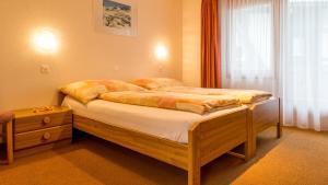 Haus Alpenglück, Apartmanok  Saas-Fee - big - 22