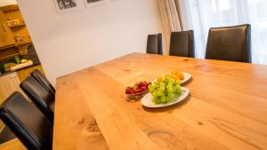 Haus Alpenglück, Apartmanok  Saas-Fee - big - 23