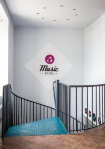 Music Hostel, Hostels  Łódź - big - 24