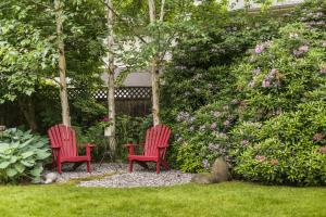 ThistleDown House, Bed & Breakfast  North Vancouver - big - 24