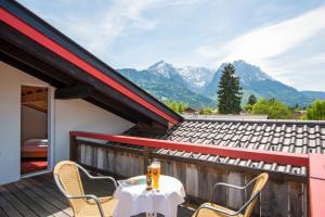 Hotel Rheinischer Hof, Hotels  Garmisch-Partenkirchen - big - 22