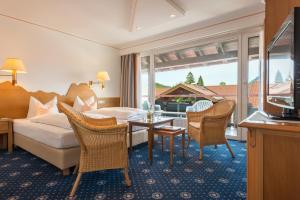 Hotel Rheinischer Hof, Отели  Гармиш-Партенкирхен - big - 12