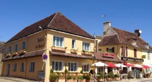 Au Soleil d'Or, Hotel  Pontaubert - big - 37