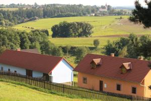 Country house - Slapy/Pazderny, Ferienhöfe  Žďár - big - 45