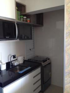 Apartamento Roberto Freire, Apartmány  Natal - big - 27