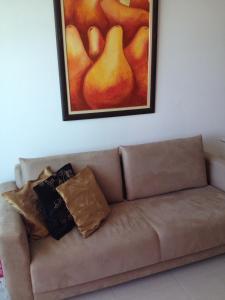 Apartamento Roberto Freire, Apartmány  Natal - big - 32