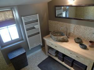 Gite Nuance, Case vacanze  Saint-Aignan - big - 4