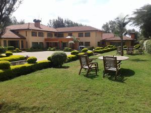 Royal Palatial Gardens, Affittacamere  Nairobi - big - 20