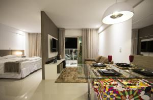 Praia Calma Premium Flat, Ferienwohnungen  Natal - big - 8