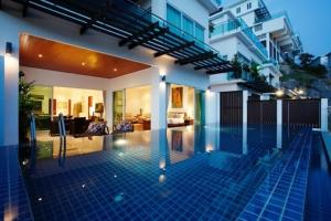 Bliss In Phuket, Apartments  Patong Beach - big - 5
