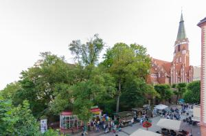 Dom & House - Apartamenty Monte Cassino, Apartmanok  Sopot - big - 6