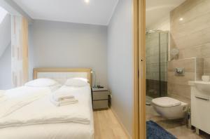 Dom & House - Apartamenty Monte Cassino, Apartmanok  Sopot - big - 5