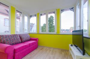Dom & House - Apartamenty Monte Cassino, Apartmány  Sopoty - big - 90