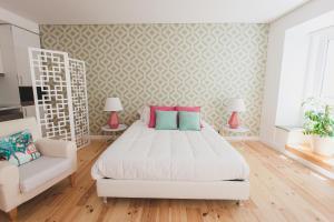 Loving Chiado, Appartamenti  Lisbona - big - 43