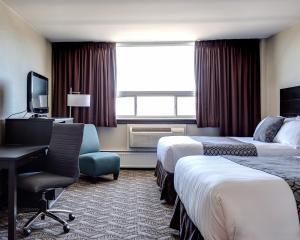 Clarion Hotel Sudbury, Отели  Садбери - big - 10
