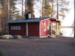 Ollilan Lomamajat, Holiday homes  Kuusamo - big - 102