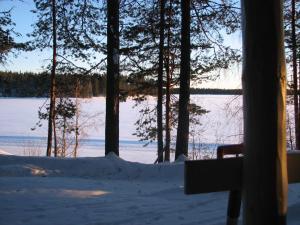 Ollilan Lomamajat, Nyaralók  Kuusamo - big - 95