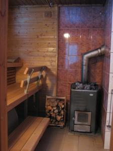 Ollilan Lomamajat, Holiday homes  Kuusamo - big - 91