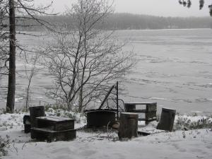 Ollilan Lomamajat, Holiday homes  Kuusamo - big - 85