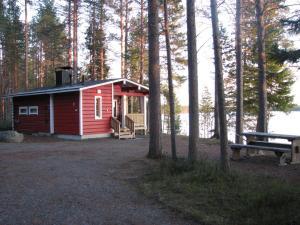 Ollilan Lomamajat, Nyaralók  Kuusamo - big - 62
