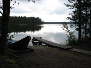 Ollilan Lomamajat, Holiday homes  Kuusamo - big - 42